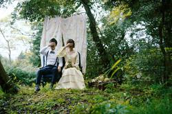 Natural Forest Wedding_D