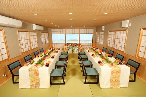 福岡 海辺の結婚式 和婚