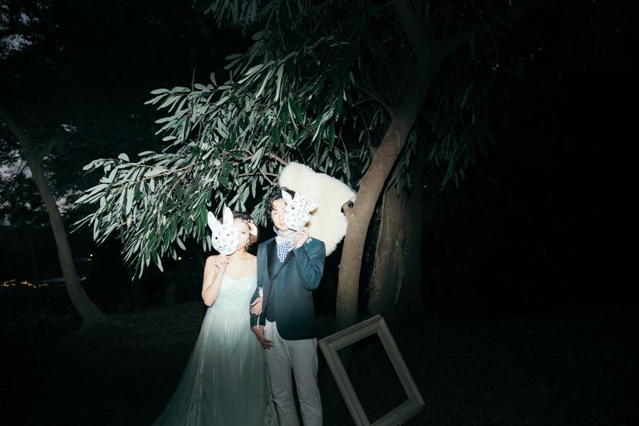 ぶどうの樹 森のウェディング 岡垣本店 前撮り撮影