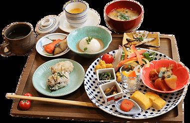 大阪府 心斎橋 朝食 ビュッフェ バイキング 和食
