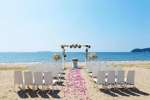 福岡 海辺の結婚式