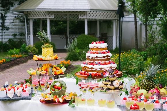 Banquet「ゆかいな果樹園」