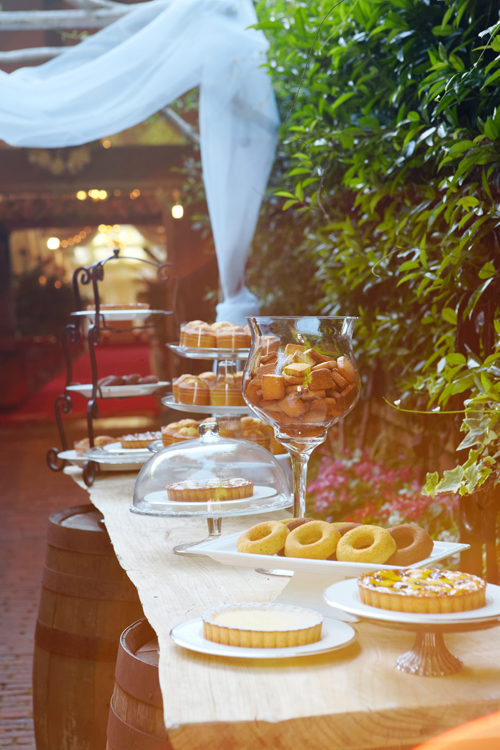 料理がおいしい結婚式「ぶどうの樹ウェディング」