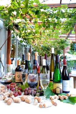 ワインが美味しい結婚式