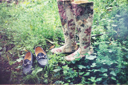 Natural Forest Wedding