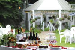 スイーツが美味しい結婚式