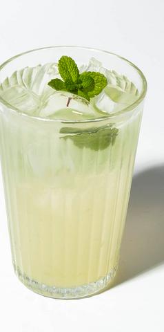 Bibi MONADE — Limonade Lime+Menthe
