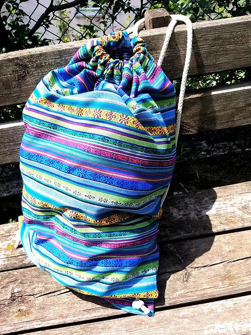 Drawstring bag - sacca per il mare