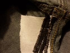 Tip per riparare i jeans