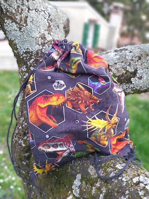 Drawstring Bag bambino