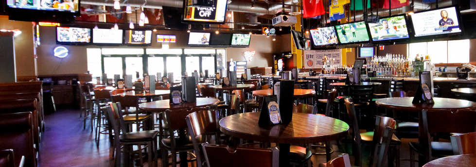 Real Time Sports Bar and Grill Dining Room view 4