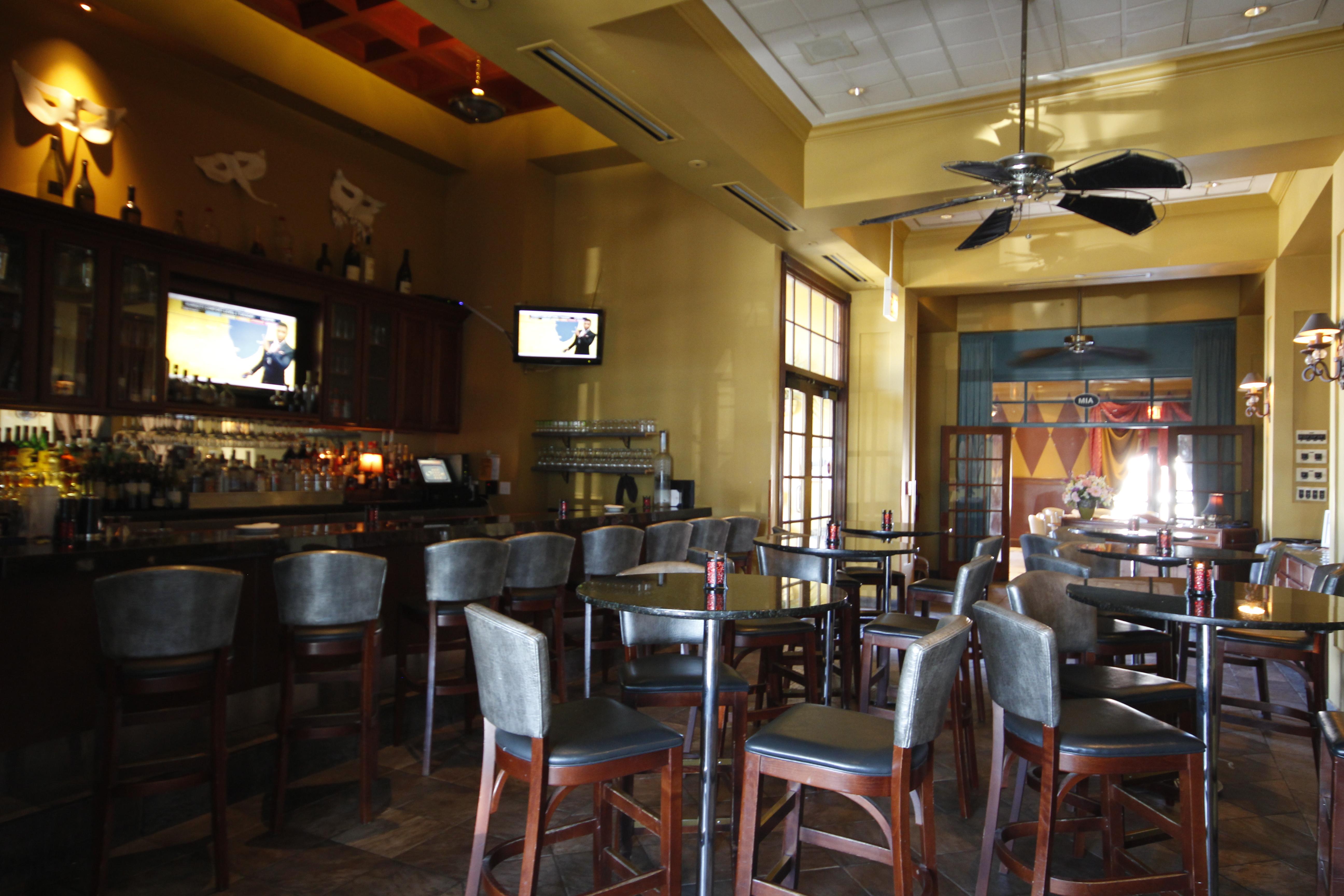 Bar view | Cucina Biagio