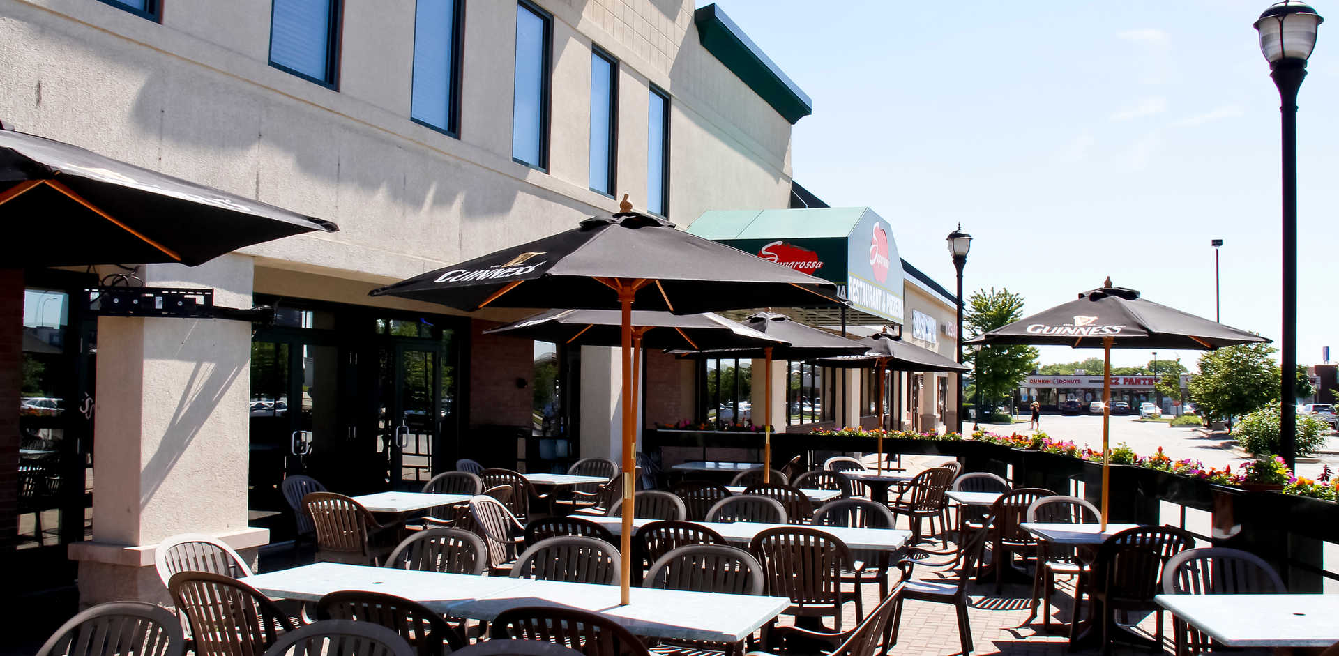 Real Time Sports Bar and Grill Patio view 4