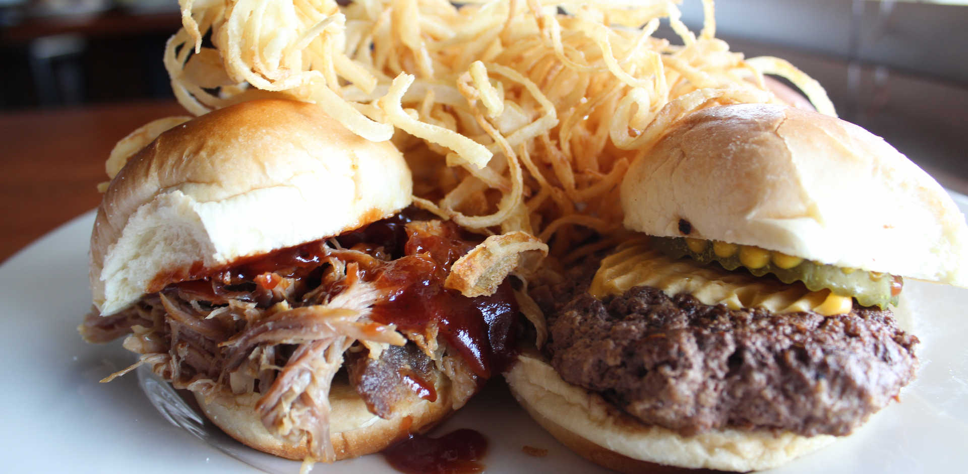 All American Sliders | Real Time Sports Bar and Grill