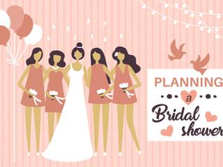 Planning a Bridal Shower