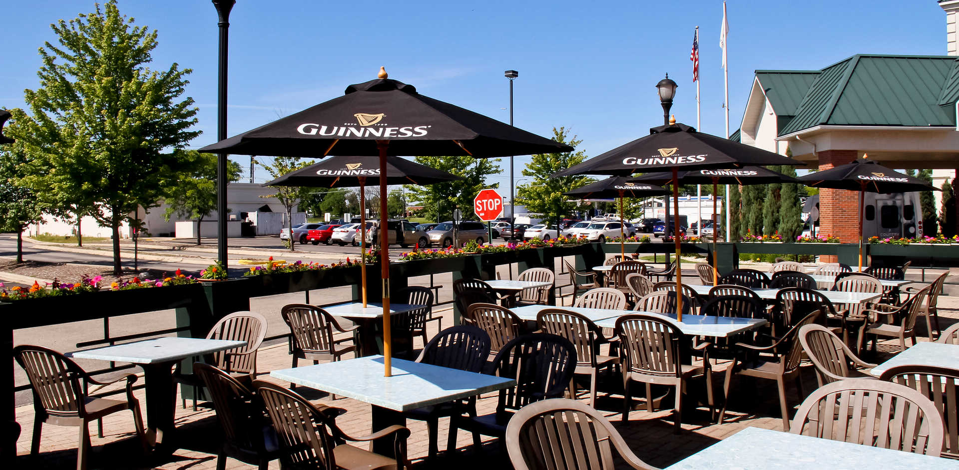 Real Time Sports Bar and Grill Patio view 5