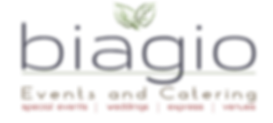 Biagio Events and Catering logo