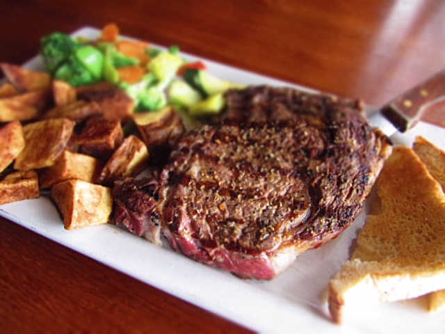 Ribeye Steak | Real Time Sports Bar and Grill