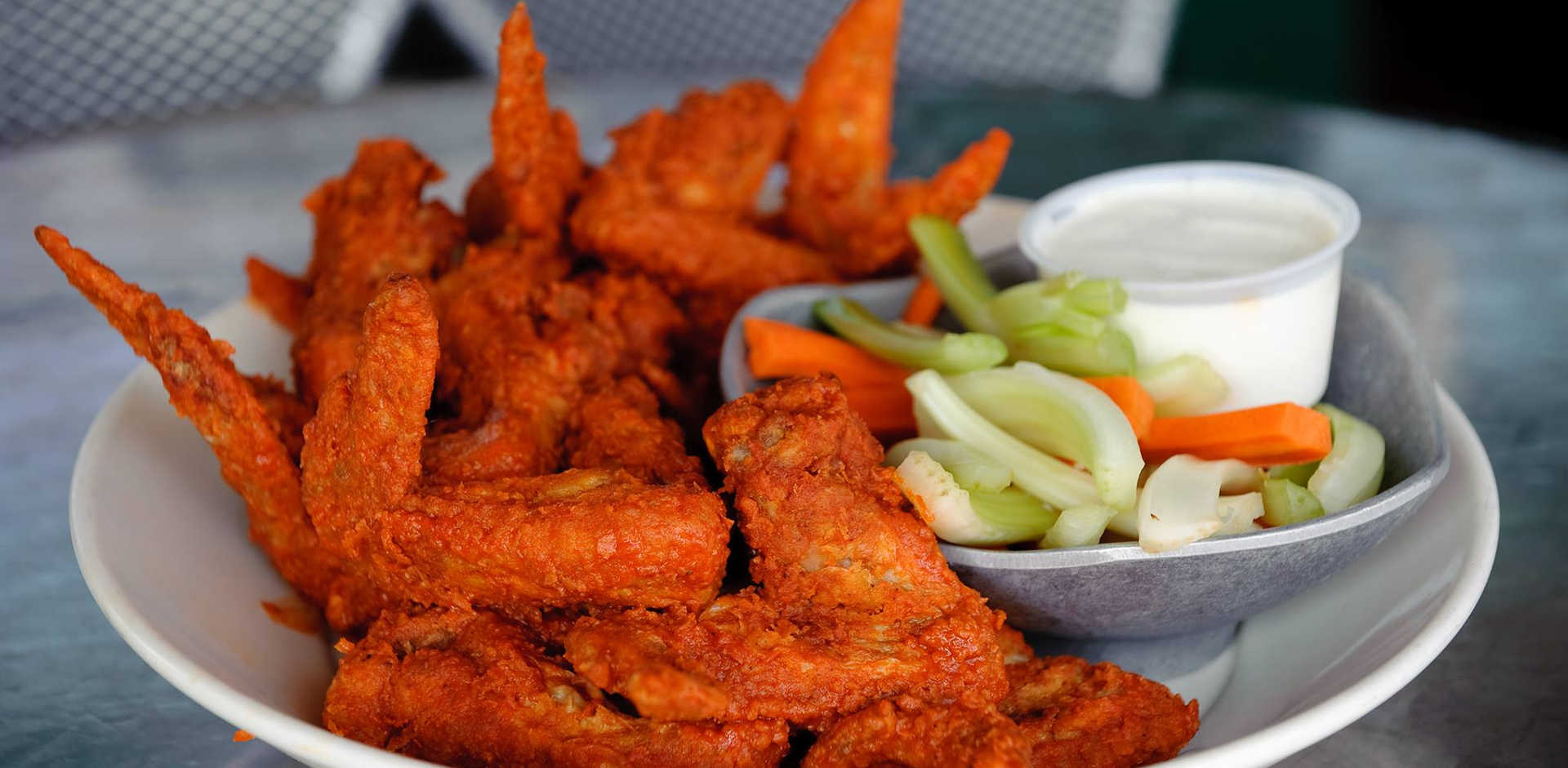 Sudden Death Wings | Real Time Sports Bar and Grill