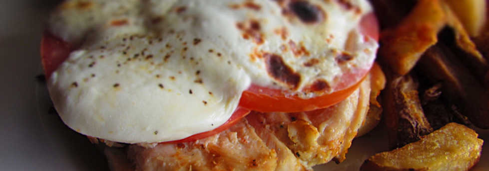 Chicken Caprese | Real Time Sports Bar and Grill