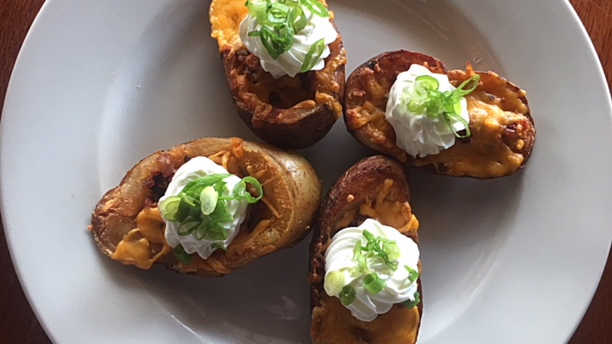 Bases Loaded Potato Skins | Real Time Sports Bar and Grill