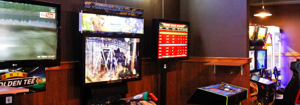 Real Time Sports Bar and Grill Games