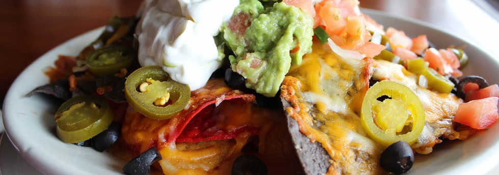 Ultimate Nachos | Real Time Sports Bar and Grill