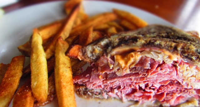 Babe Ruth Reuben | Real Time Sports Bar and Grill
