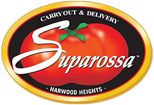 Suparossa logo Harwood Heights