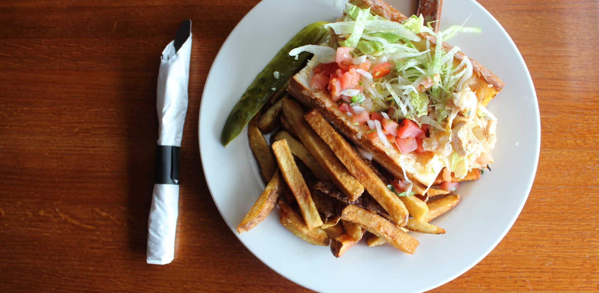 Chicken Mesquite | Real Time Sports Bar and Grill