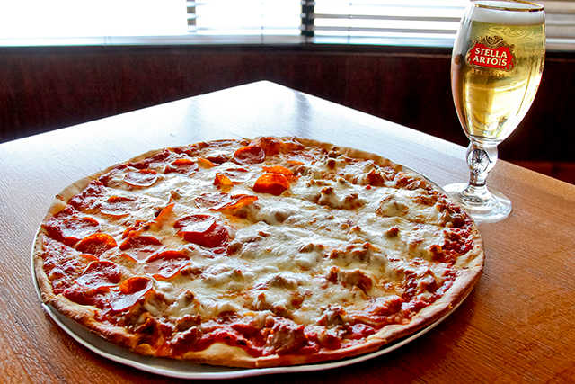 Pizza | Real Time Sports Bar and Grill