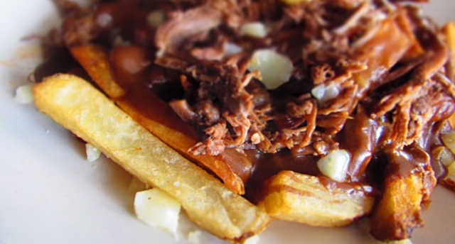 Short Rib Poutine | Real Time Sports Bar and Grill