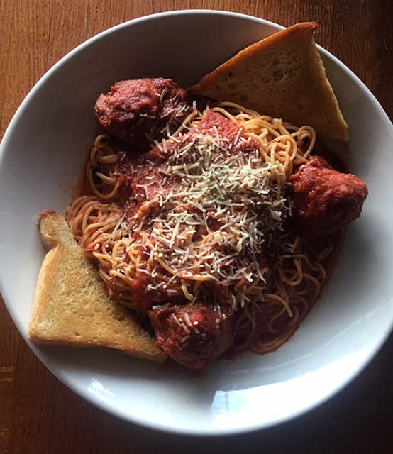 Meatballs Wheres The Spaghetti | Real Time Sports Bar and Grill