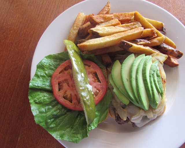 Skirt Steak Sandwich | Real Time Sports Bar and Grill