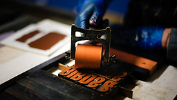 One to One Letterpress