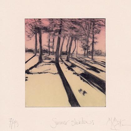 Summer Shadows 7/45