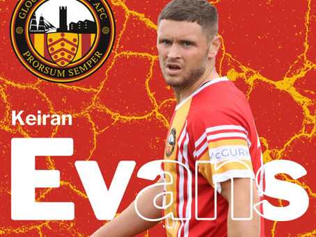 Evans joins City