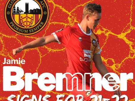Bremner Returns to City!
