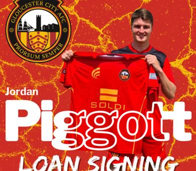 Welcome, Jordan! Piggott joins City