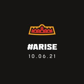 #Arise