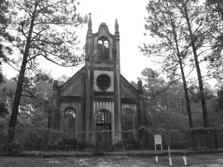 Rules for Exploring Abandoned Churches