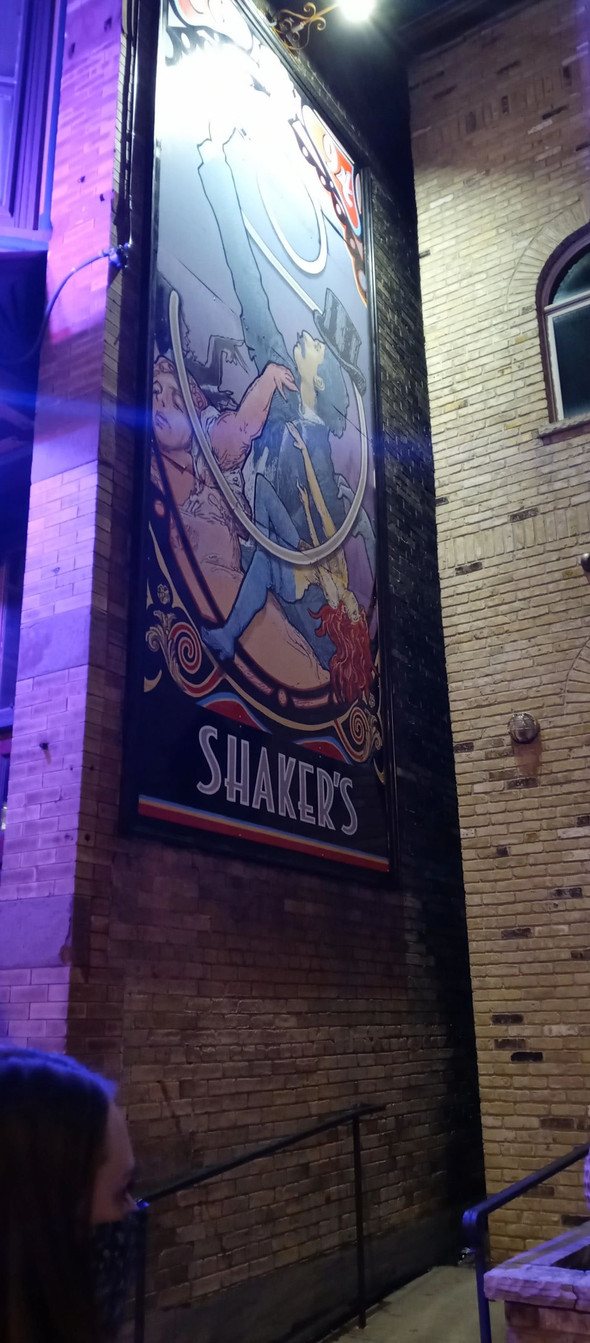Shakers: A Haunted History