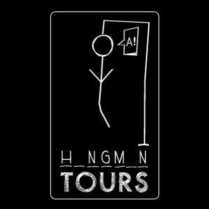 Hangman Tours Decal