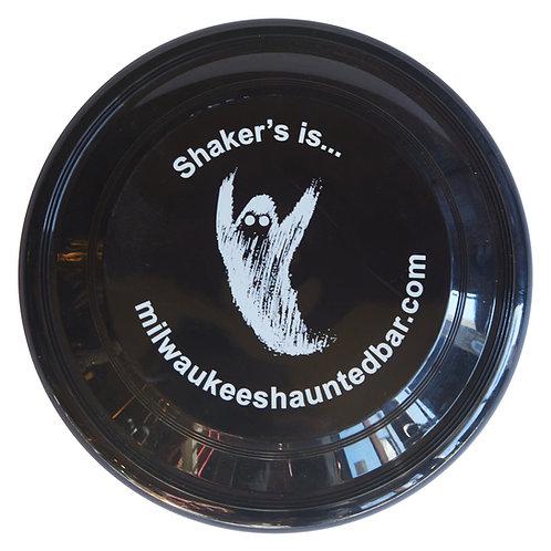Ghost Logo Frisbee