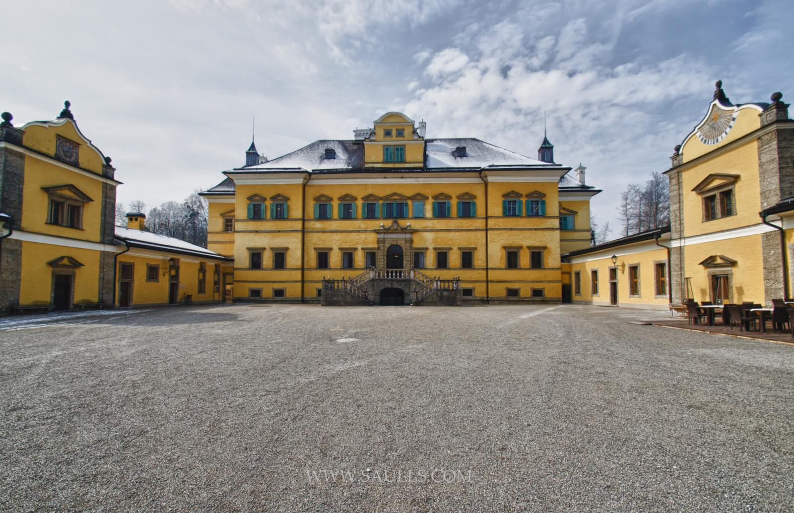 Hellbrunn Palace, Austria