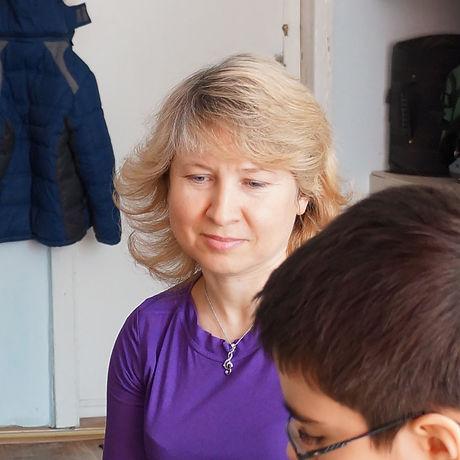 Панюшкина Лариса Валерьевна преподавател