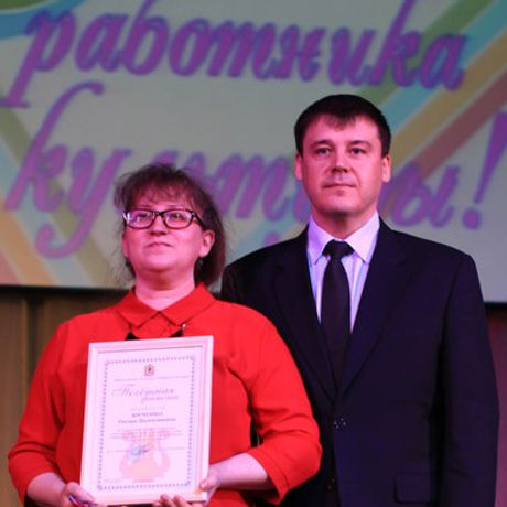 Юрченко Оксана Валентиновна преп. хора и