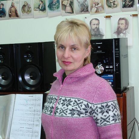 Василиненко Любовь Николаевна преподават