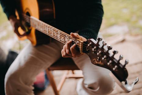 Gitarista na svadbe