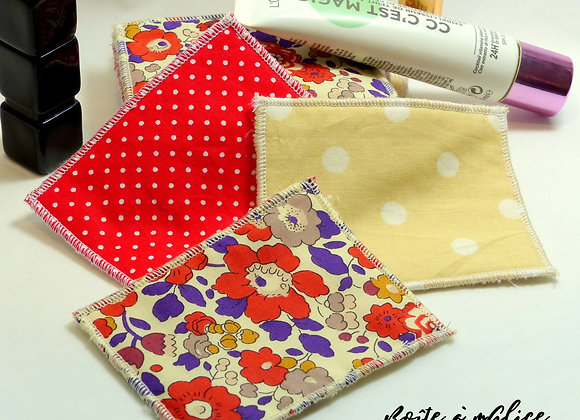 Lingettes Liberty Betsy automne bis